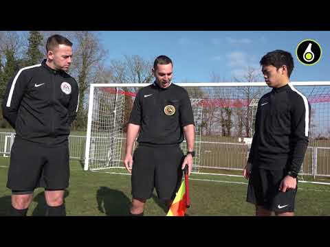 Referee Buzzer (Electronic) Flags Review - Ervocom, Touchline & Signal Bip