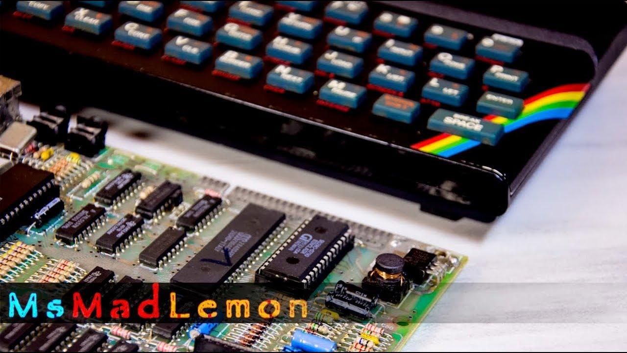 zx spectrum repair part 01 youtube