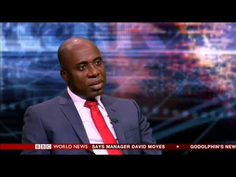 Governor Rotimi Amaechi BBC HardTalk