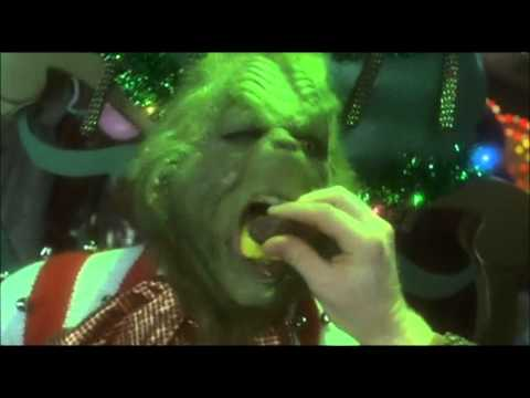 How The Grinch Stole Christmas Feeding The Grinch