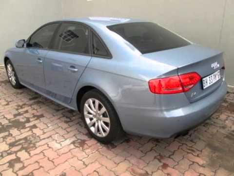2011 audi a4 1 8t fsi attraction multitronic auto for sale on auto trader south africa youtube. Black Bedroom Furniture Sets. Home Design Ideas