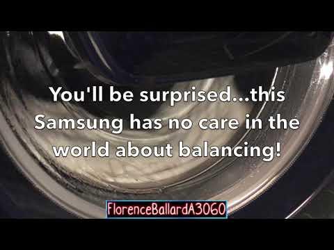 Samsung EcoBubble WW90K5410UW - Daily Wash 60ºc