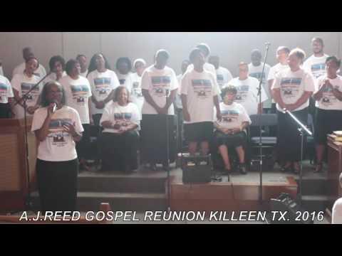 A.J.REED GOSPEL REUNION KILEEN TX 2016