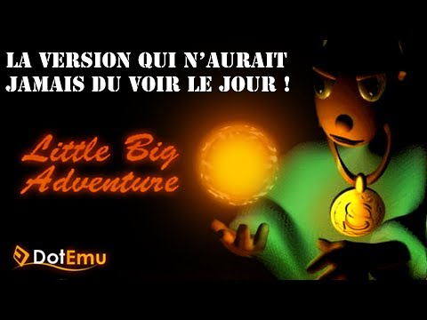 Little Big Adventure sur mobile : Mouè... Non.