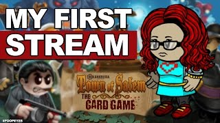 Free Town of Salem Skin Codes + My First Twitch Stream - Meg Turney