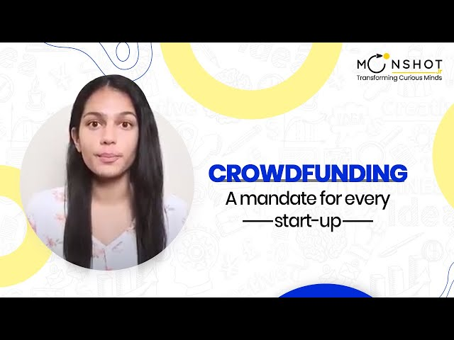 Entrepreneurship Development #31- Importance of Crowdfunding