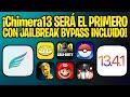 NOTICIAS 🔥 ¡LIBERADO NUEVO MÉTODO BYPASS JAILBREAK IOS 13.x!