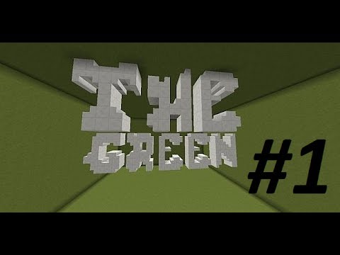 """Minecraft - The Green """"Anti-Chamber"""" Inspired Puzzle Map - Episode 1"""