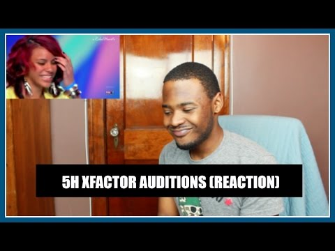 Fifth Harmony - Xfactor auditions (REACTION) + WHERE I HAVE BEEN