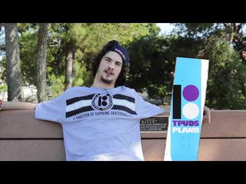 Torey Pudwill: Plan B Skateboards x Zumiez