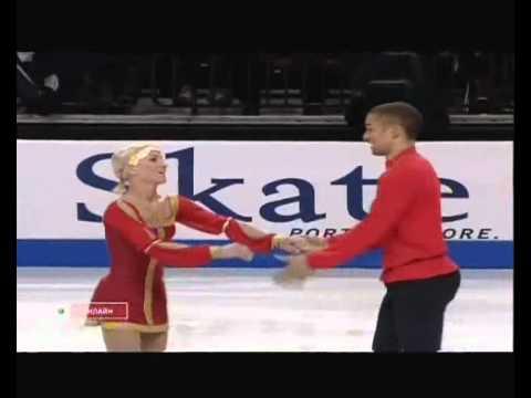 Alyona Savchenko & Robin Szolkowy. Scate...