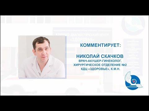 Операция  сакрокольпопексия при опущении влагалища и матки