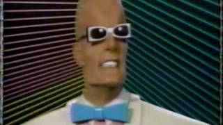 The Original Max Talking Headroom Show - Opening Credits