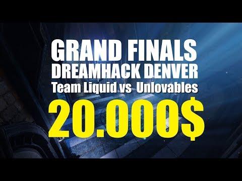 Team Liquid vs Unlovables Grand finals Dremhack Denver