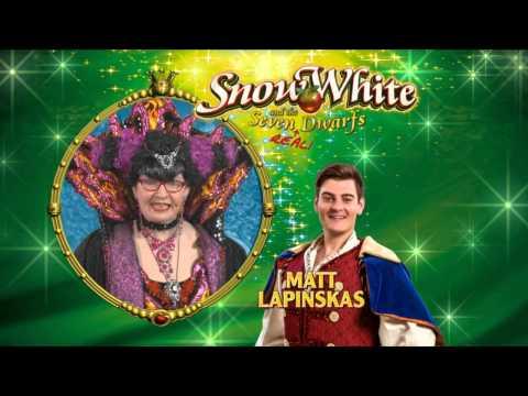 Pantomime: Snow White - Sunderland Empire, 2014 - ATG Tickets