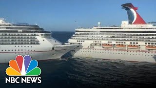 watch-two-carnival-cruise-ships-collide-in-mexico-nbc-news