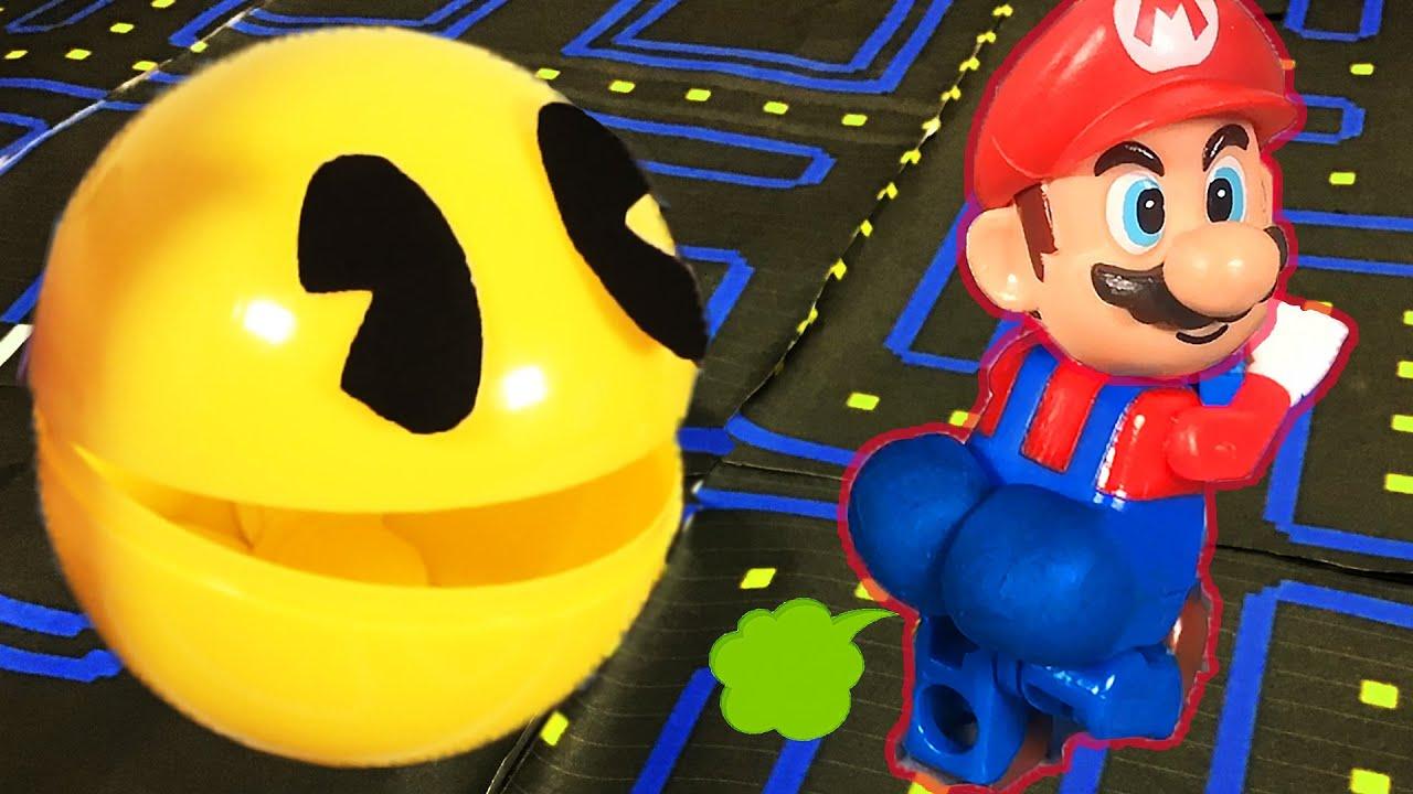 Download Pacman vs Super Mario Farts