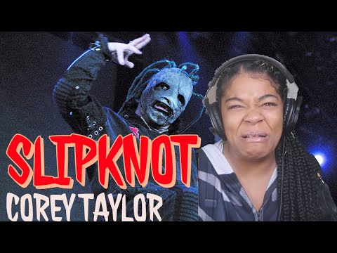10 Unforgettable Corey Taylor Slipknot Moments REACTION!!!