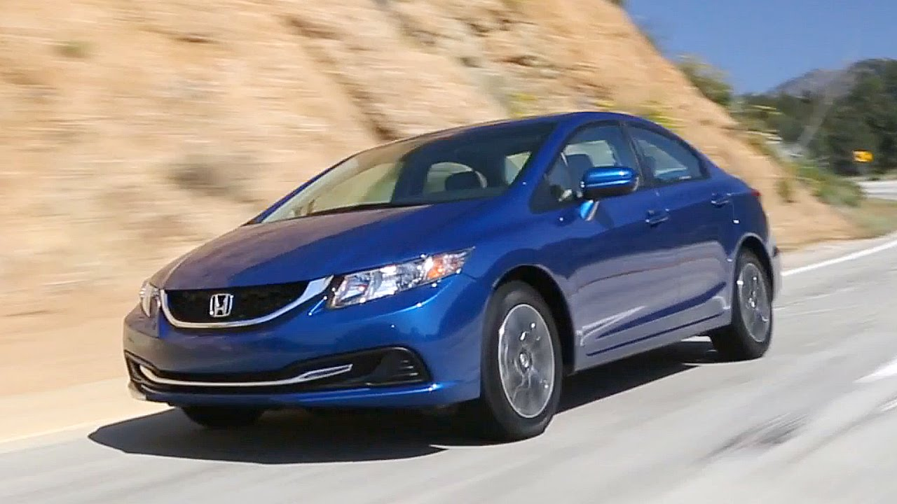 2015 Honda Civic Review And Road Test Youtube
