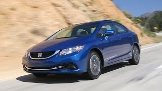 2015 Honda Civic - Review and Road Test