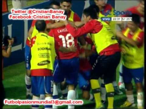 Argentina 0 Chile 1 (Radio La Red) Sudamericano Sub 20 2013 (9/1/2013)