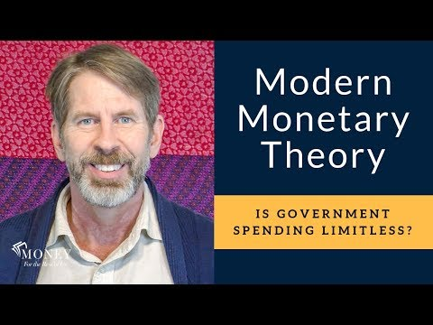 What is Modern Monetary Theory? MMT Explained