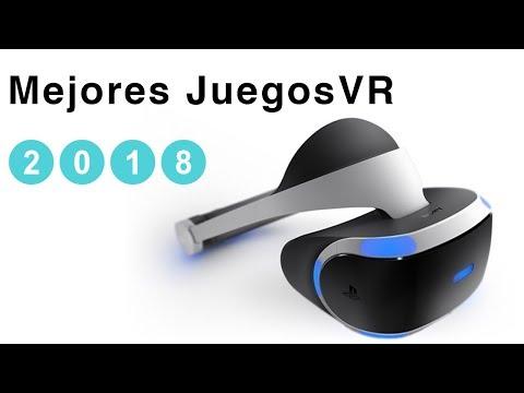 Los Mejores Juegos De Vr Ps4 Del 2018 Video S Youtube Na Kompyuter