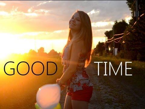 GOOD TIME - Owl City, Carly Rae Jepsen music video [LYRICS]