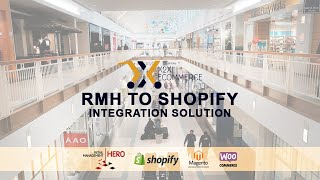 x2x RMH Shopify Integrator - Overview