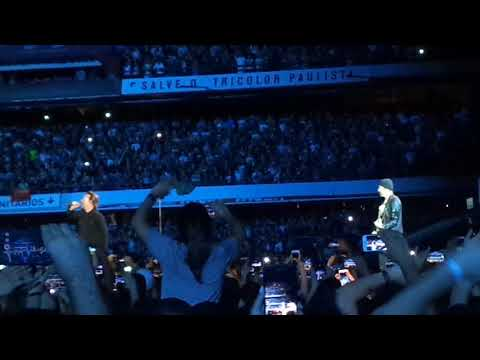U2 - Pride (In The Name Of Love) - São Paulo 2017
