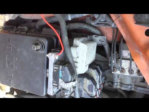 200608 Chevy Cobalt TCM FIX! Easy! BCM Problem, Connection issue  YouTube
