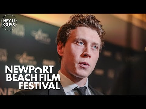 george-mackay-on-1917's-one-shot-production,-its-importance-and-oscars---newport-beach-film-festival