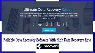 Hard disk drive data recovery Software | By tips & tricks
