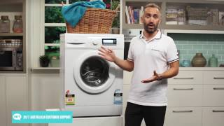 Midea MFWS712 7kg Front Load Washing Machine