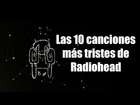 Las 10 canciones más tristes de Radiohead