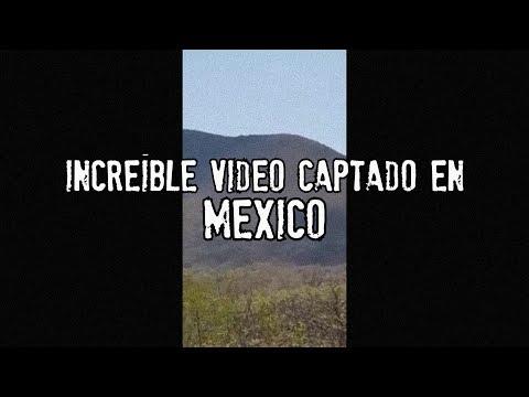 Increíble Video Captado En México