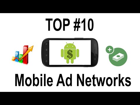 Best TOP #10 Mobile Ad Networks & Mediation Platforms FOR ANDROID 2015