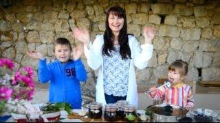 Маринованные Оливки - простой рецепт из солнечного Прованса - готовим дома(Music -