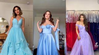 Top Prom Dresses On Tiktok Compilation 2021 MP3