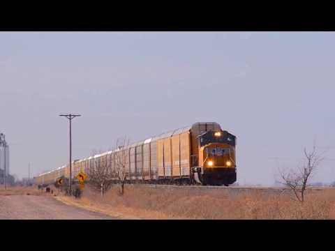 Union Pacific at Fairfield Nebraska