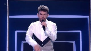 The X Factor UK 2018 Anthony Russell Live Semi-Finals Night 1 Full Clip S15E25