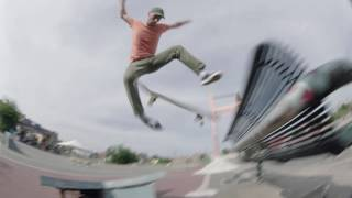 Levi's® Skateboarding l Spring 2017 Collection - The Work Pant