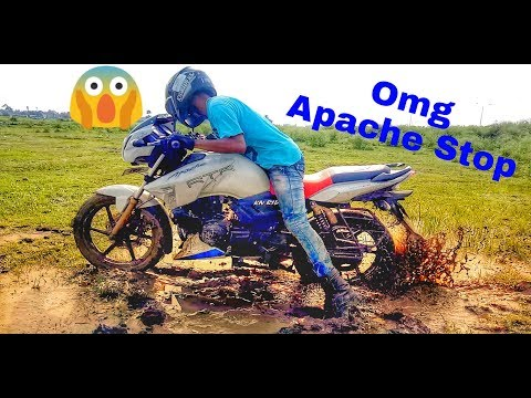 Can Apache RTR  Doing Off Roading???