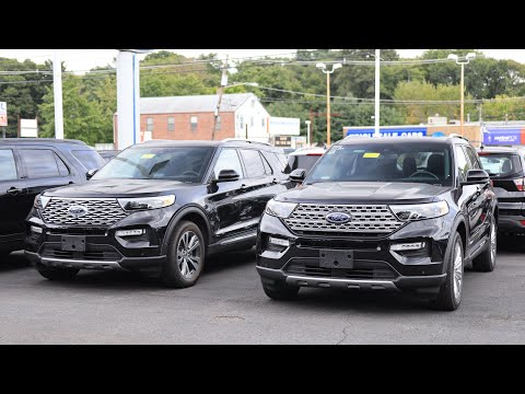 2020 EXPLORER Review!!! Is it the best 3 Row SUV?