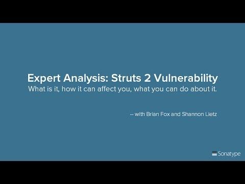 Expert Analysis: Struts 2 Vulnerability 2017