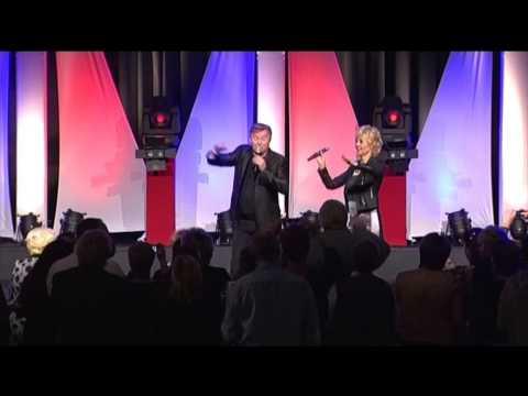 RTVDrenthe Vriendenfeest: Jan Keizer en Anny Schilder (BZN)