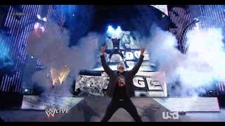 Tony Chimel Voice Crack (Edge return) - WWE RAW 9/9/13 - September 9th 2013