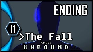 The Fall Part 2 Unbound Ending Gameplay - Final Boss [Part 11]