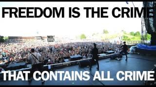 Смотреть клип Anti-Flag - To Hell With Boredom