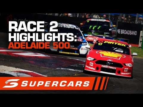 Highlights: Race 2 Adelaide 500 | Supercars 2020